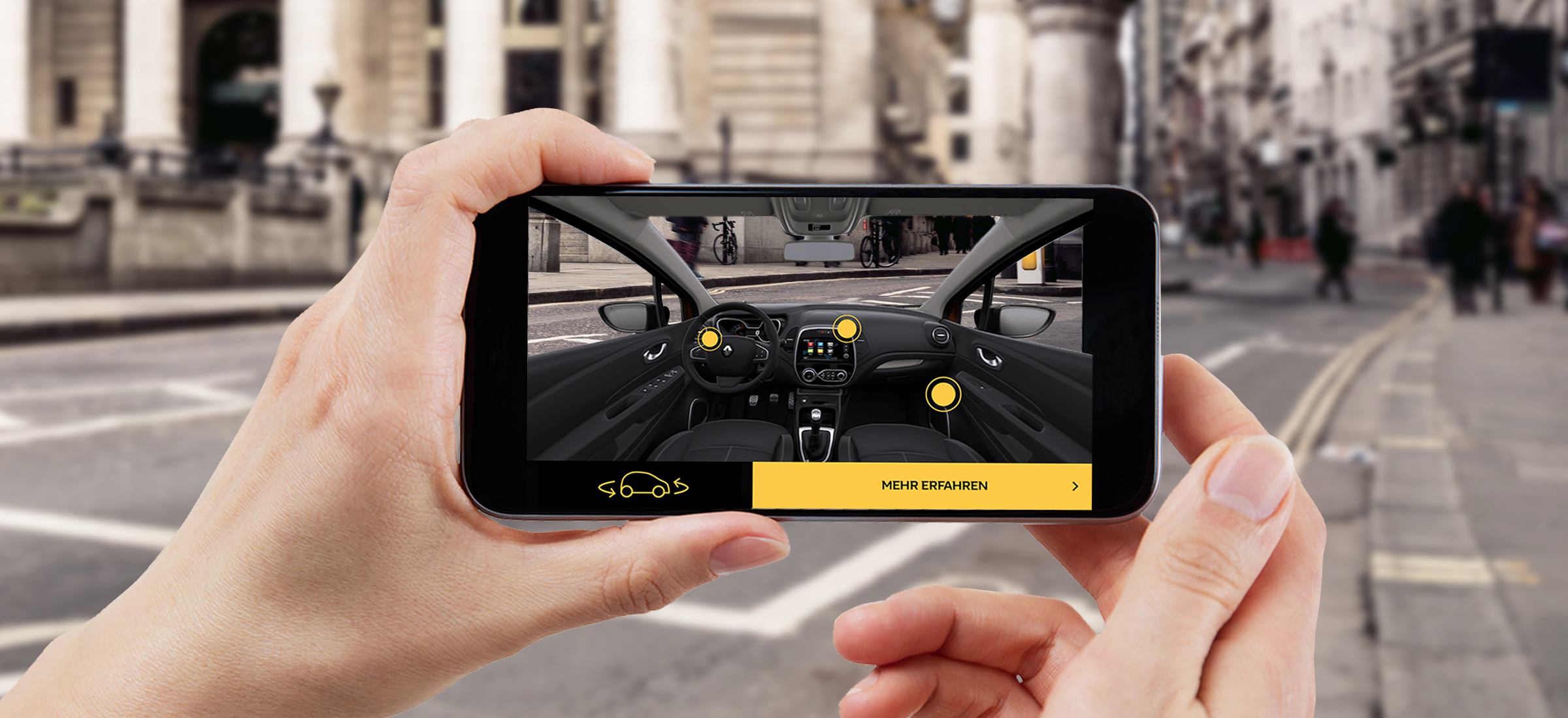 Augmented Reality Interactive Rich Media Advertising